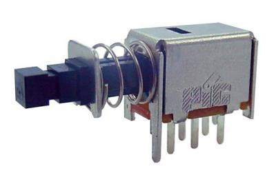 Self locking switch for power supply   NO/FFO   EX-004