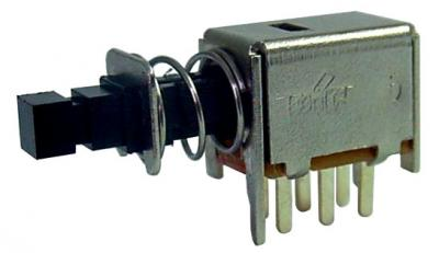 Self locking switch for power supply   NO/FFO   EX-005