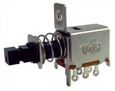 Self locking switch for power supply   NO/FFO   EX-007