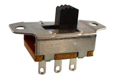 Two slide switch   SS-12N02